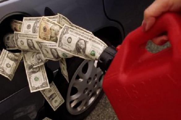 Медведев пригрозил нефтяникам заморозкой цен на бензин. 394298.jpeg