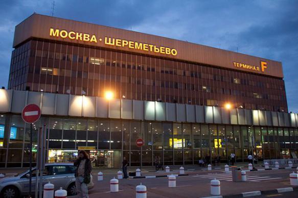 В Шереметьево в багаже сотрудника посольства США обнаружили мину. 400298.jpeg