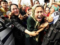 В ходе акций протеста в КНР погибли пять человек и 14 получили