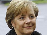 Ангела Меркель почтила память жертв Второй мировой войны