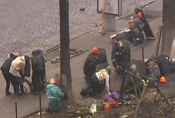 Имена тех, кто хранил оружие для убийств на Майдане, удивят всех