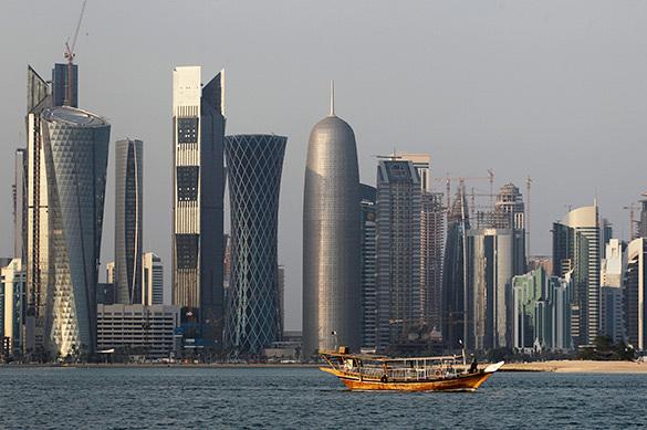 Доха - столица и крупнейший город арабского государства Катар