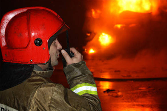 Уголовная ответственность ждет виновных в крупном пожаре в Ростове-на-Дону. Уголовная ответственность ждет виновных в крупном пожаре в Росто