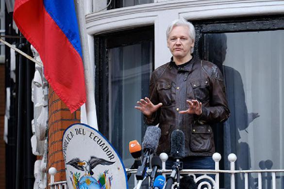 Ассанж выйдет из посольства Эквадора из-за болезни. 390299.jpeg