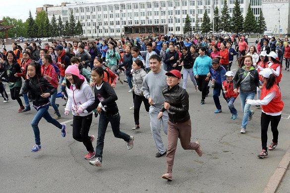 Тува выходит на российскую спортивную арену. Тува выходит на российскую спортивную арену