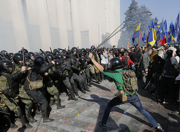 Нардеп Допкин пригрозил установлением на Украине военной диктатуры. 372300.jpeg