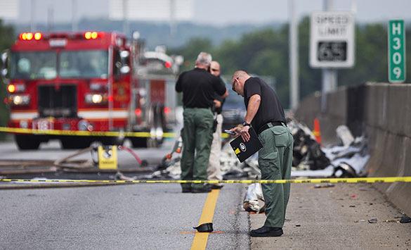 Жертвами авиакатастрофы в Атланте стало четверо человек. Атланта