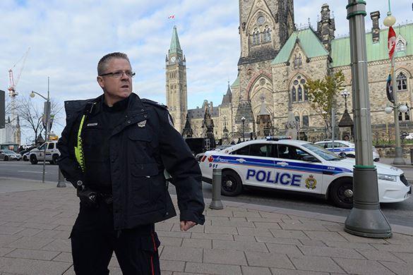 Взрыв в Канаде убил человека
