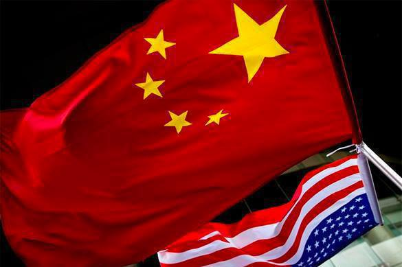 Активы ряда китайских фирм заморозили в США. Активы ряда китайских фирм заморозили в США