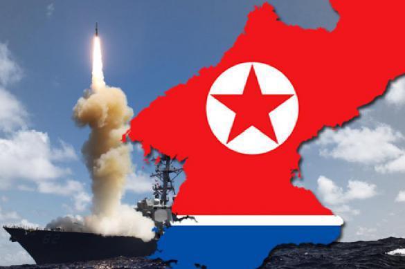 В Северной Корее испытали новое тактическое управляемое оружие. 403301.jpeg