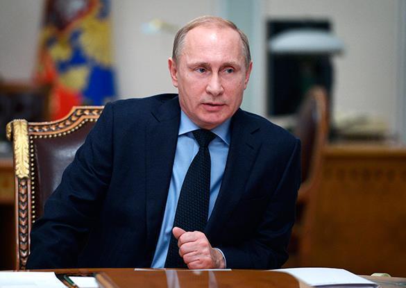 Россияне поддержали команду Владимира Путина. Владимир Путин