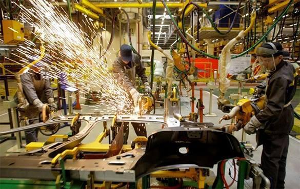Санкции отразились на машиностроении самым положительным образом - источник.