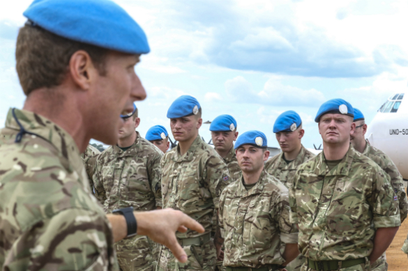 ООН до конца года проголосует за отправку миротворцев на Донбасс. ООН до конца года проголосует за отправку миротворцев на Донбасс