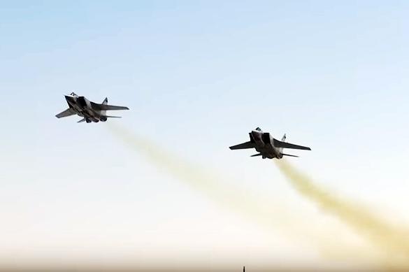 Опубликовано видео удара гиперзвуковой ракетой