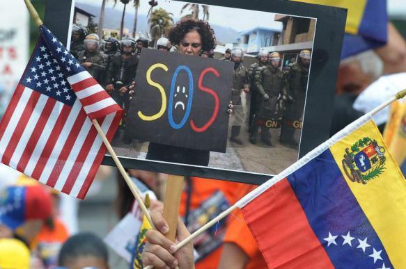 В Белом доме предрекли скорый уход Мадуро с поста президента Венесуэлы. 402302.jpeg