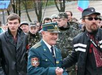 Тернополь гордится украинской дивизией СС