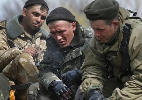Жена украинского военного: Солдаты нищи, голодны, слабо вооружены и брошены на смерть. Жена украинского военного: Солдаты нищи, голодны, слабо вооружен