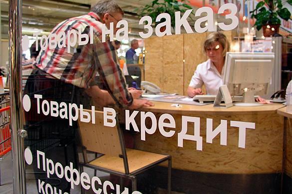 Россияне массово отказываются брать кредиты. Кредиты