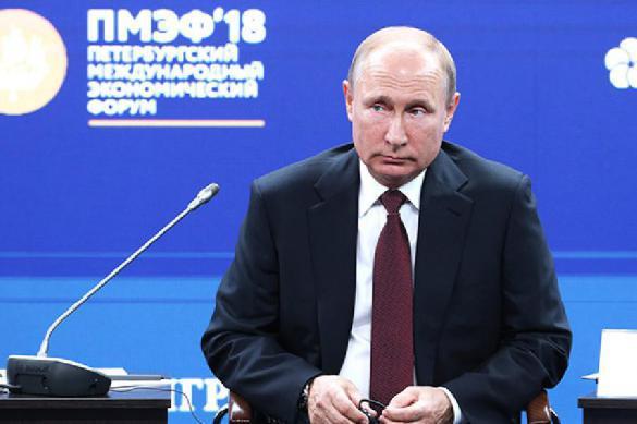 Путин предупредил о кризисе,