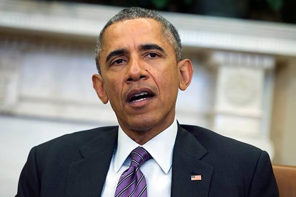 Обама: Выбор Путина в пользу