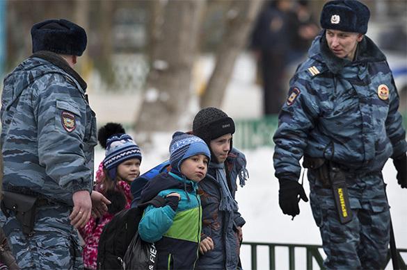 В московской школе из-за угрозы взрыва были эвакуированы более 3