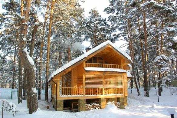 Коттедж в Подмосковье можно арендовать за 30 тысяч в месяц. 398304.jpeg