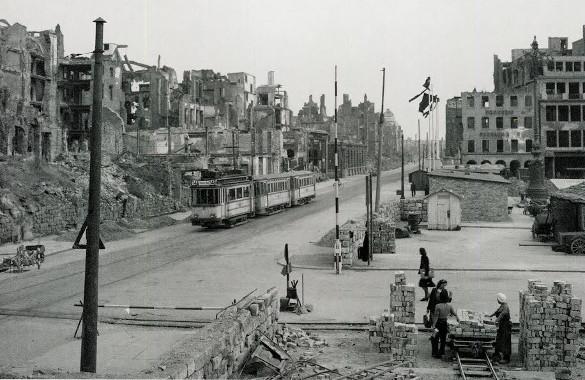 Зачем США и Британия уничтожали Дрезден. Вторая мировая война, США и Великобритания во Второй мировой