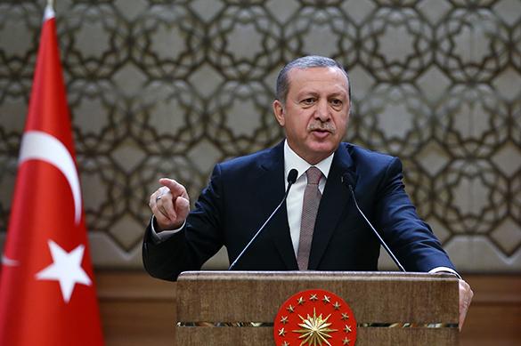 Эрдоган будет контролировать армию и разведку