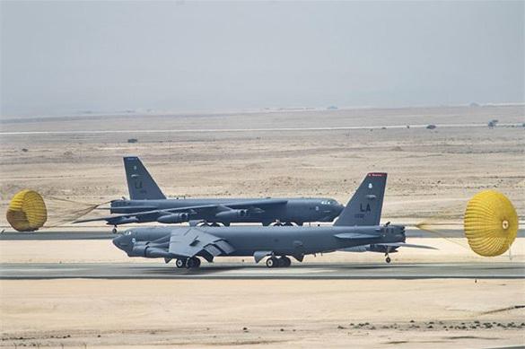 Военная база армии США в Катаре