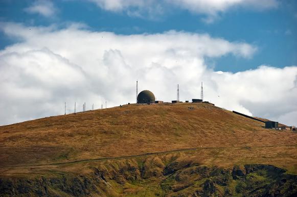 """Британия строит новейший радар для защиты от """"российской агрессии"""". Британия строит новейший радар для защиты от «российской агресси"""