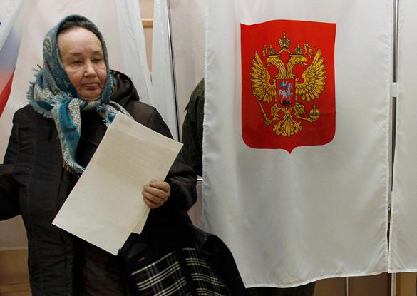 Некоторые регионы показали рекордную явку избирателей. 298306.jpeg