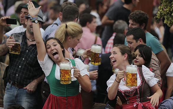 Мюнхенский Октоберфест посетят более шести миллионов человек. 299306.jpeg