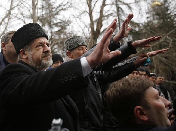 В Крыму разыскивают экс-депутата, члена меджлиса