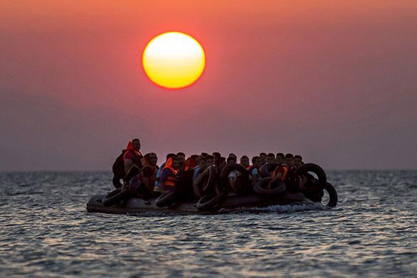 Мигранты из Ливии утонули в Средиземном море