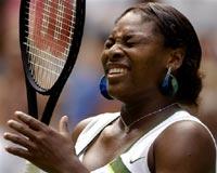 Уильямс отказалась признать Сафину лучшей теннисисткой