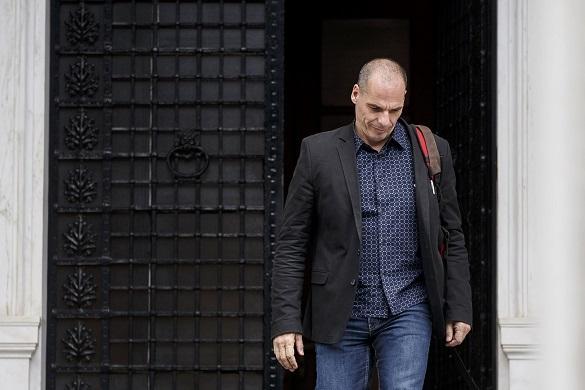 Отставка минфина Греции – уступка кредиторам – аналитик. Янис Варуфакис