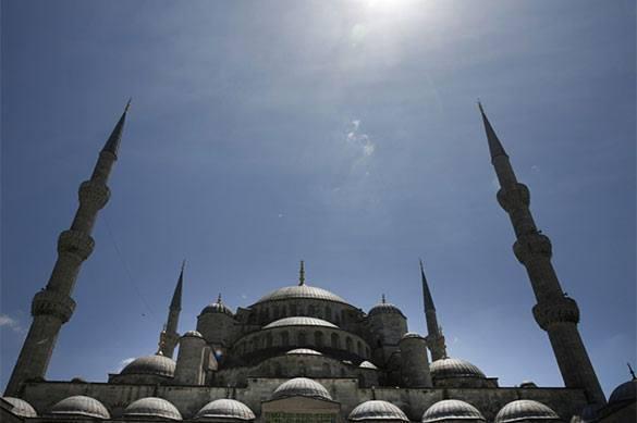 В Австралии взрыв прогремел возле мечети