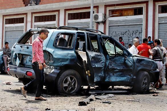 Авиаудар по госпиталю в Йемене - 11 погибших