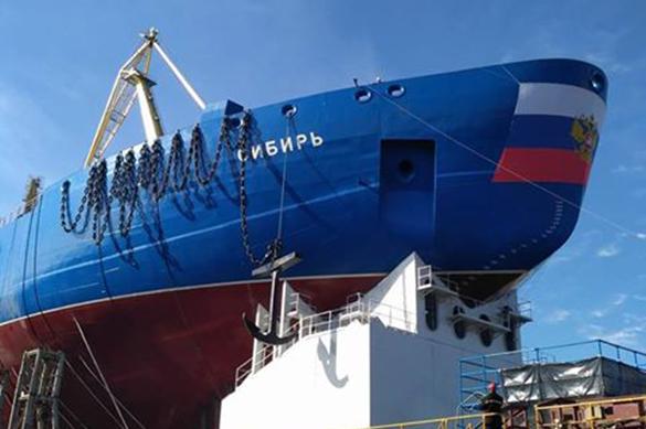 В Санкт-Петербурге спустят на воду уникальный ледокол. 376307.jpeg