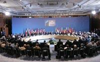Манифестанты нарушили планы первых леди стран-членов НАТО