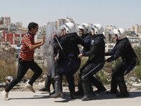 Израиль арестовал 20 палестинцев из ХАМАС. 280308.jpeg