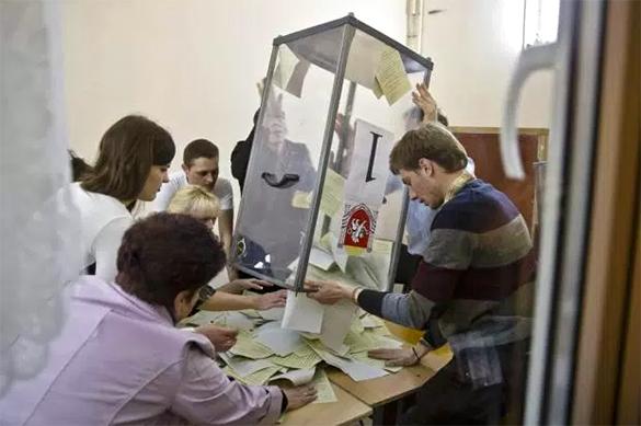 Кремлю предложили второй референдум в Крыму в обмен на снятие са