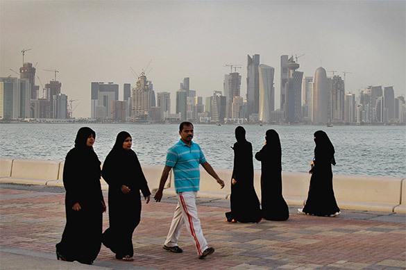 Спасибо соседям Катара за прекрасный прецедент