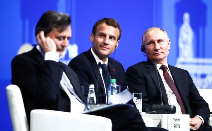 Сенсация на ПМЭФ: мировые лидеры