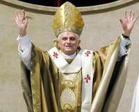 Папа Римский вернулся в Ватикан