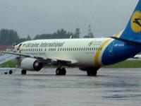Самолет Ющенко не долетел до Ужгорода