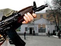 В Ингушетии обстрелян пост милиции