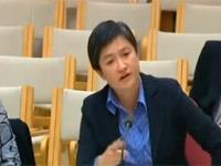 Женщина-министр готовится стать отцом в Австралии. wong