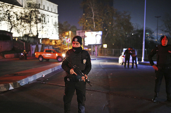 Организатора теракта у стадиона в Стамбуле задержали турецкие спецслужбы. 371309.jpeg