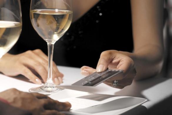 Этикет в ресторане. Мифы и реальные правила. оплата
